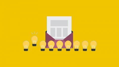 Llenar con ideas tus campañas de emailing
