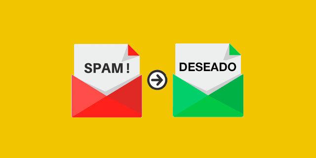 spam. Diseño web valencia