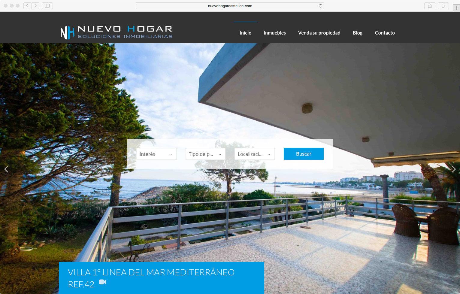 wellaggio diseño web valencia nuevo-hogar