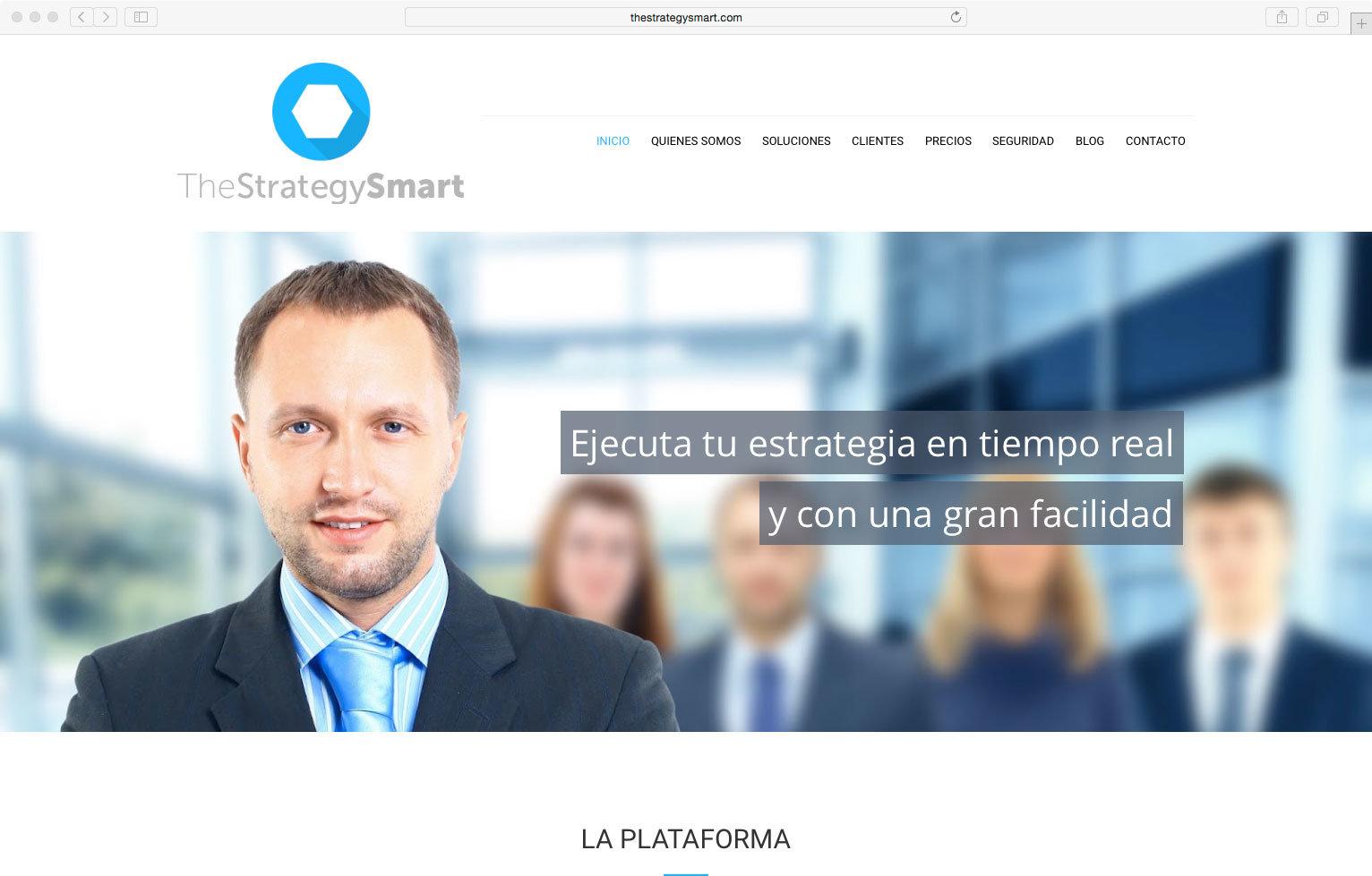 wellaggio diseño web valencia thestrategysmart