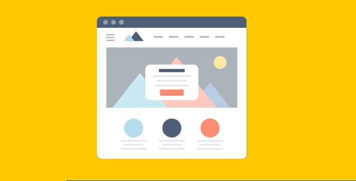 Diseño web Wellaggio. Como diseñar una landing page.
