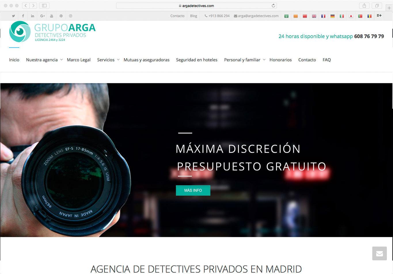 pagina-web-arga-detectives
