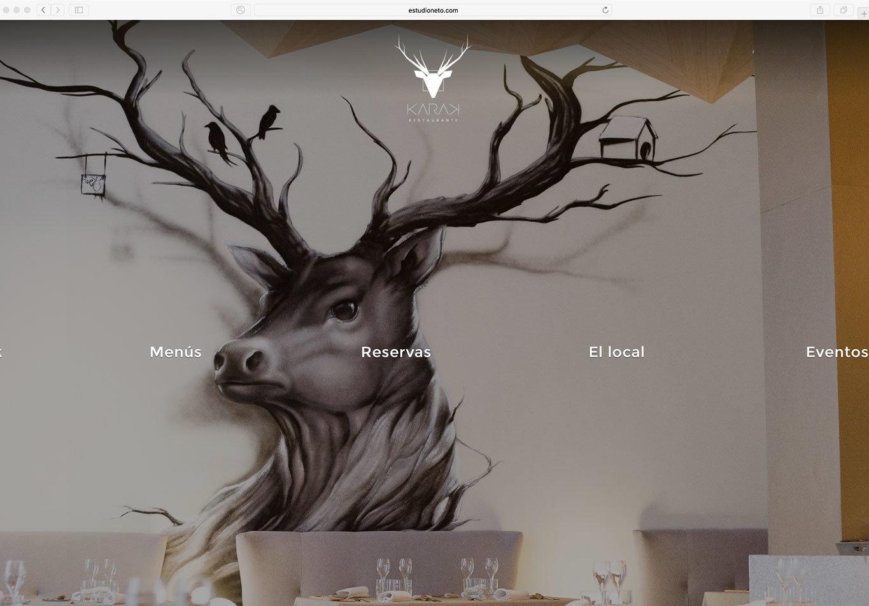 pagina-web-karak