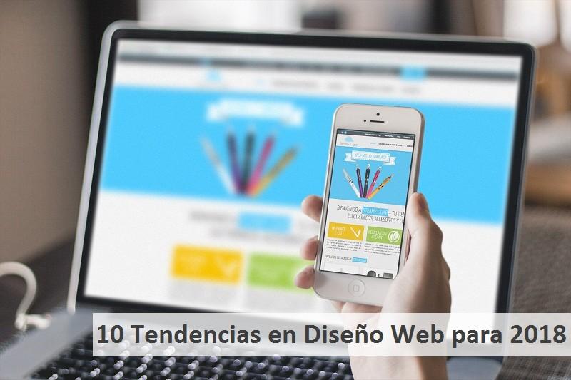 Wellaggio diseno web valencia 10 Tendencias en Diseño Web para 2018