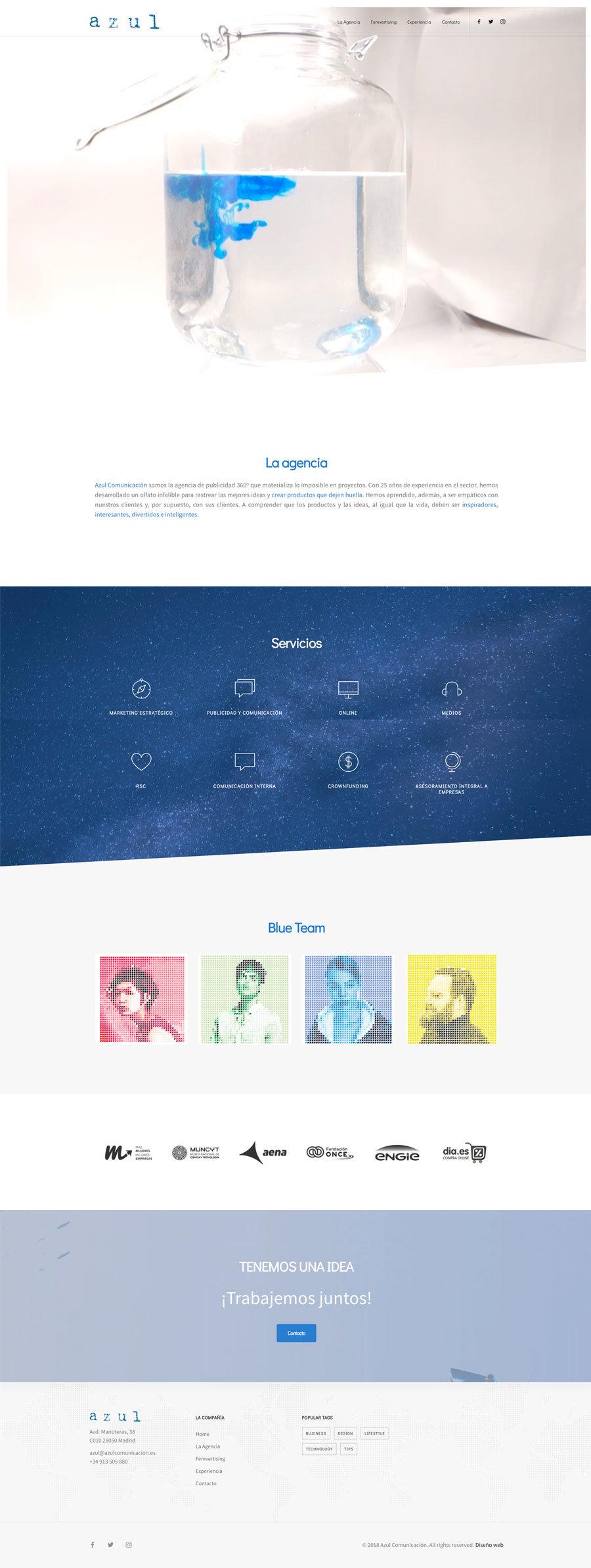proyectos-wellaggio-pagina-web-azul-comunicacion