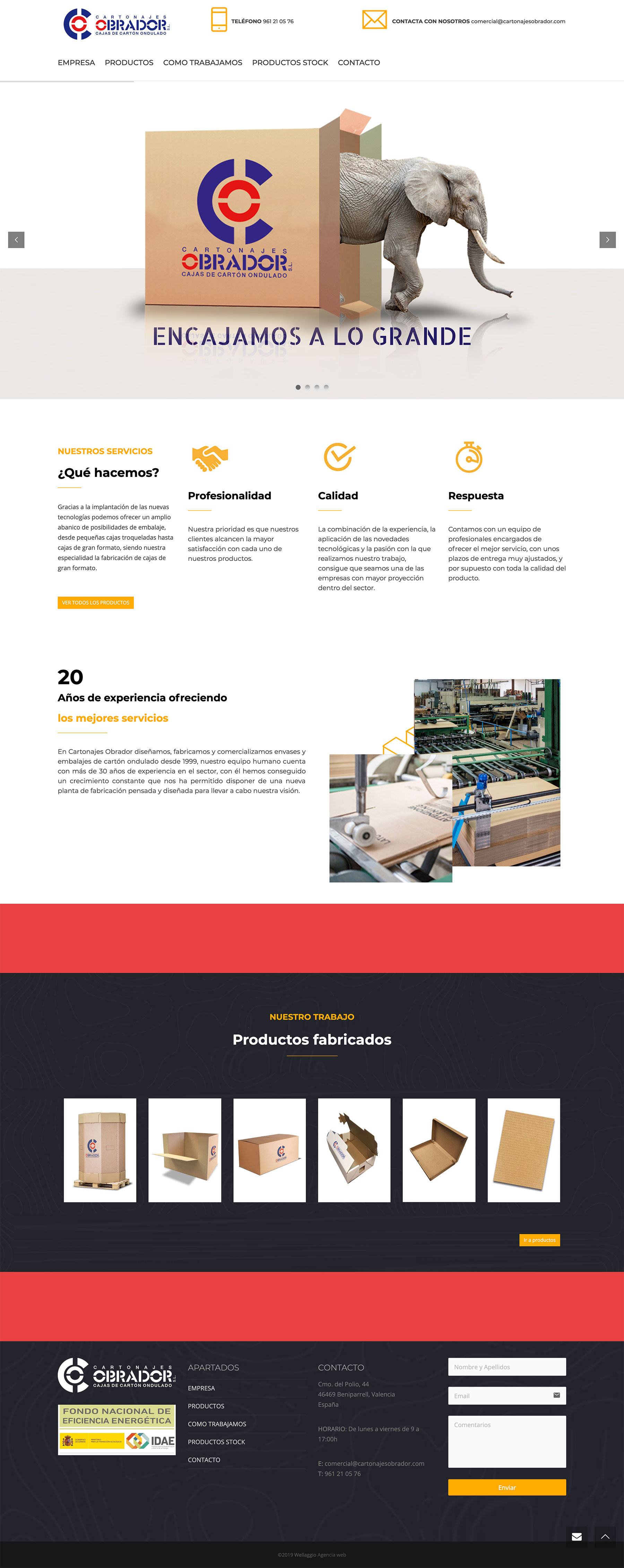 pagina-web-cartonajes-obrador.-Wellaggio-diseño-web-valencia