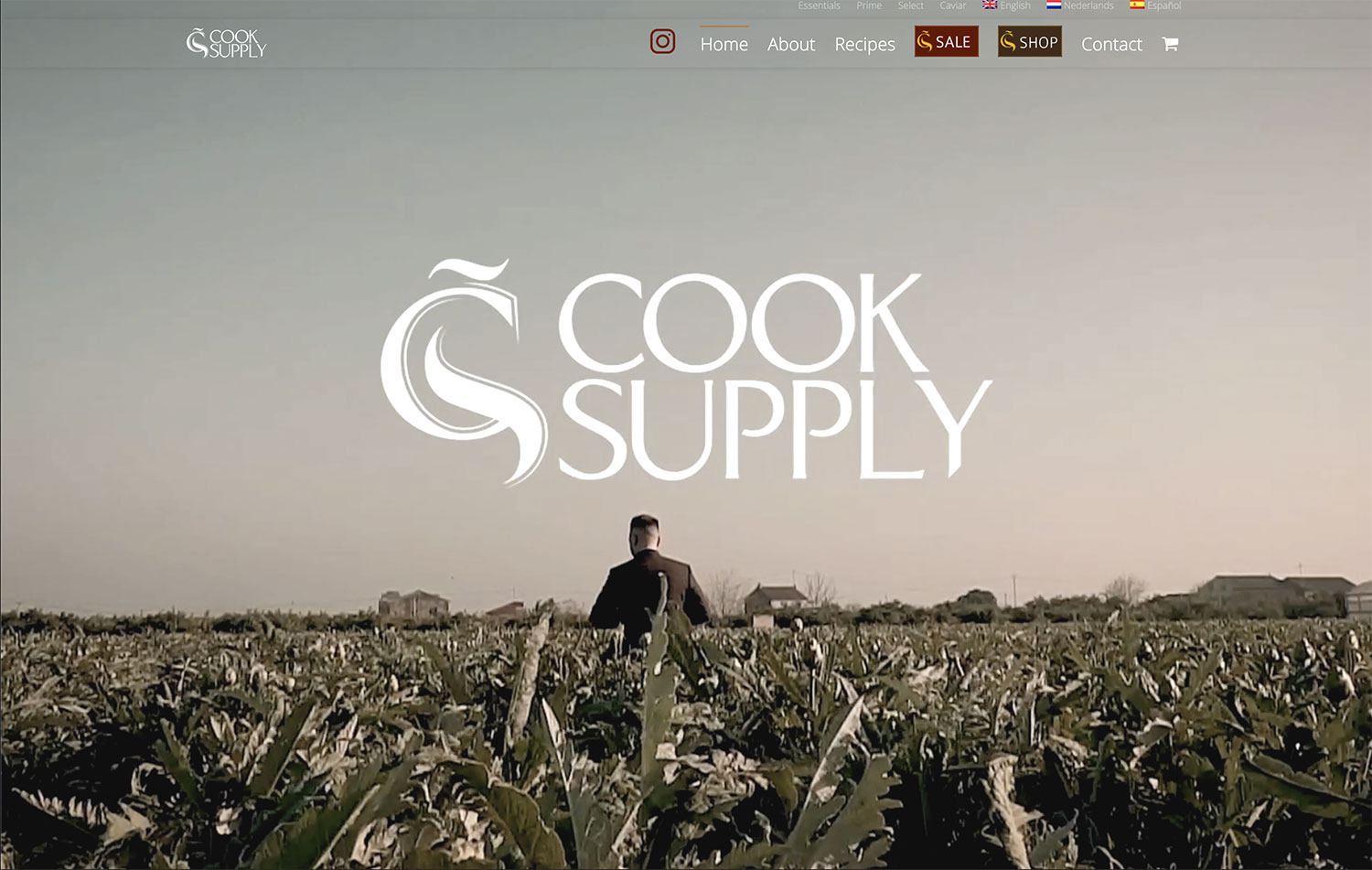 Cook Supply | Diseño web Valencia